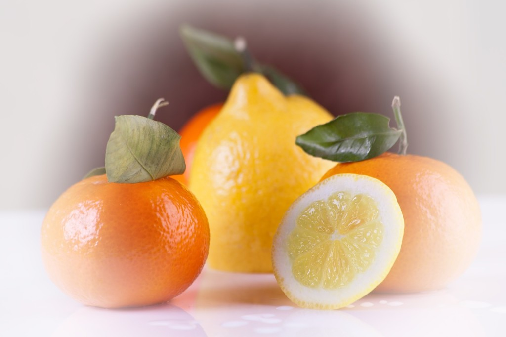 citrus fruits vitamin C