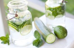 Benefits Why Drink Cucumber Water Everyday