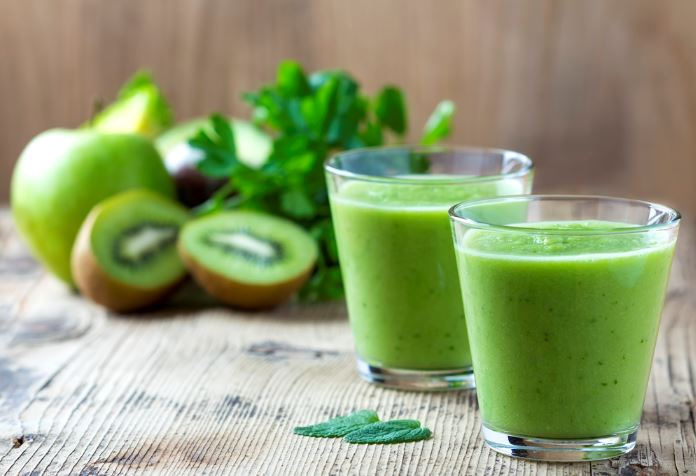 green-apple-smoothie