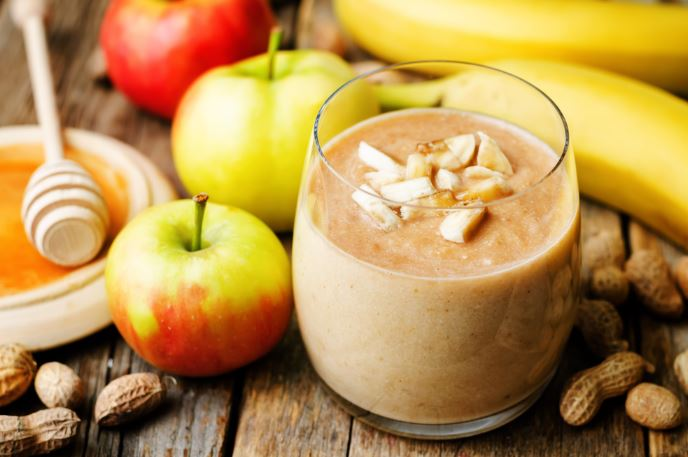 honey-apple-smoothie