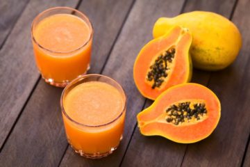 Papaya Juice Slow Juicer : Livin3 - Helping You Lead a Healthier and More Positive Life