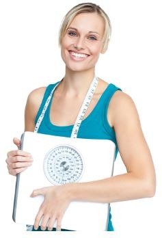 woman-holding-weight-scales