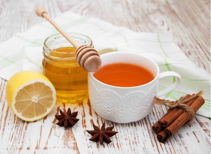 tea-with-lemon-and-honey