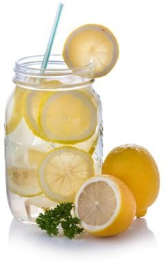lemon-water-in-jar