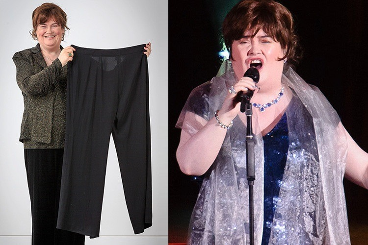 Susan Boyle Weight Loss: 3 Steps To Success