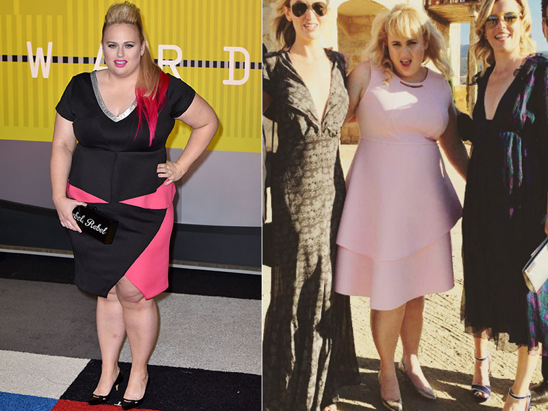 Rebel Wilson Weight Loss: How'd She Do It?