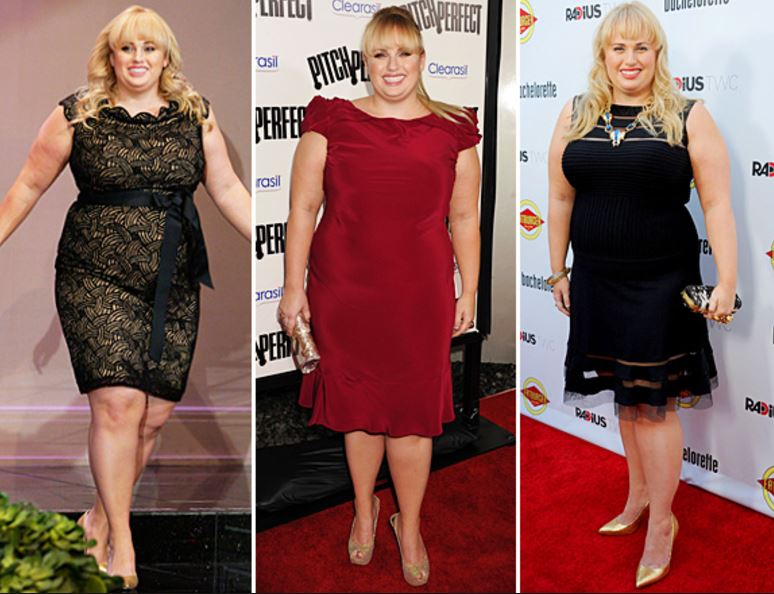 Image result for Rebel Wilson Weight Loss Story
