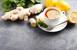 Benefits of Drinking Ginger Tea