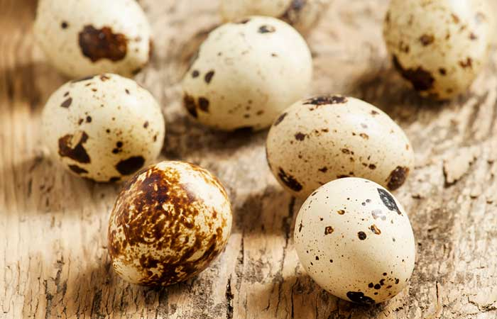 nutrients and essential components of quail eggs