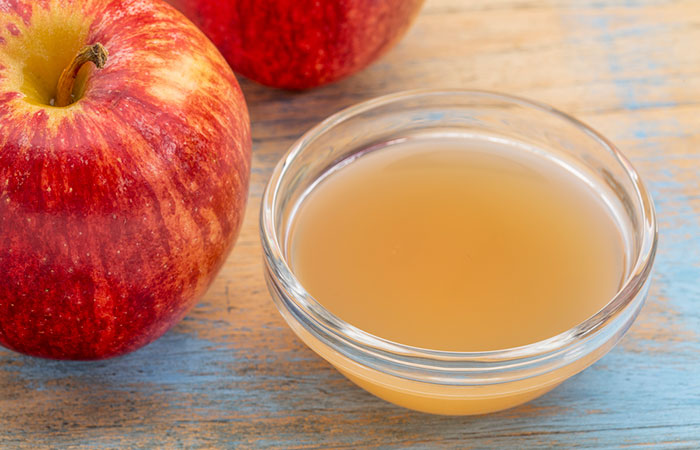 apple cider vinegar for diet and weightloss