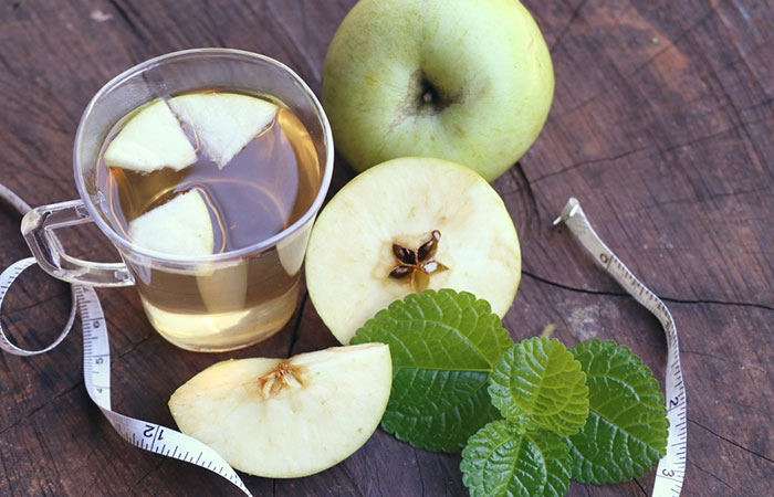 apple cider vinegar for weightloss