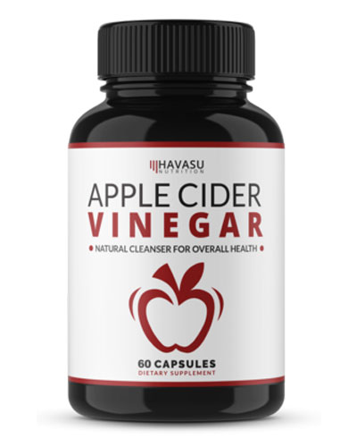 havasu apple cider vinegar pills supplement