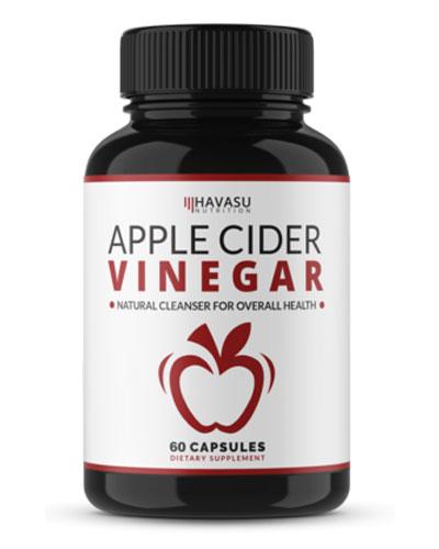 havasu apple cider vinegar pills supplement