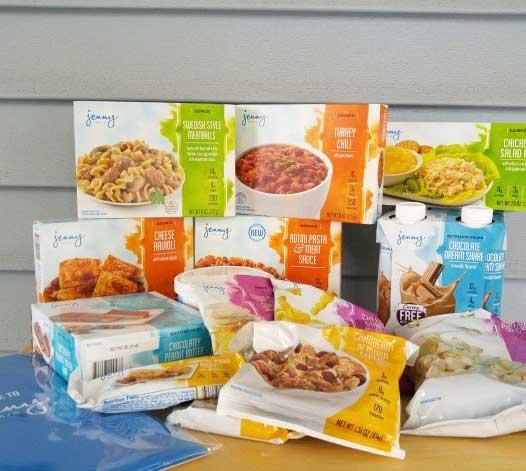 Jenny Craig Diet versus Nutrisystem Diet