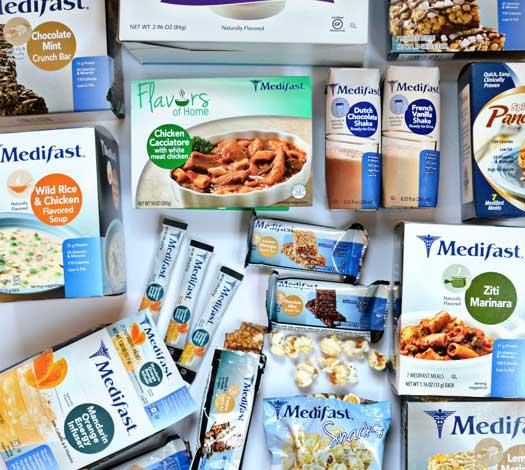 medifast diet versus nutrisystem diet