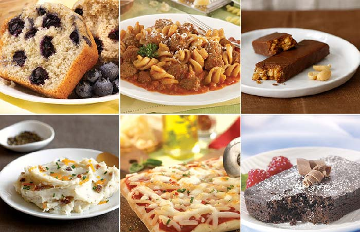 what food to eat in nutrisystem diet