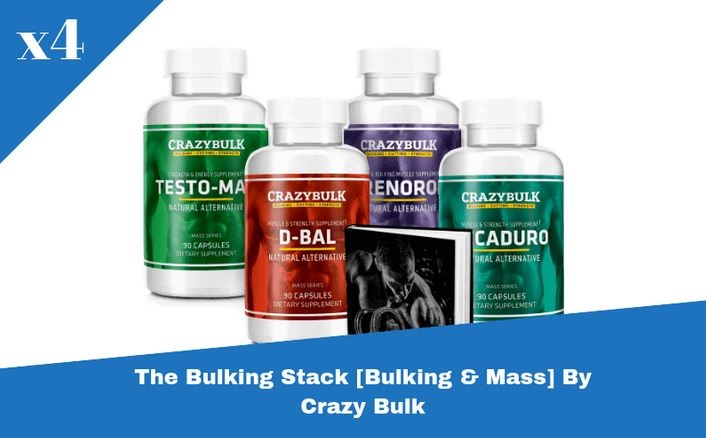 Bulking stack products