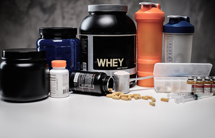 choosing the supplements for muscle building