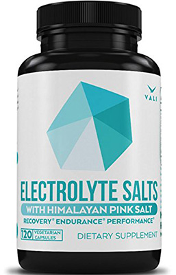 Electrolyte Salts by Vali