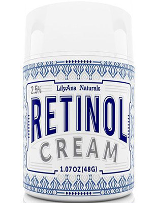 LilyAna Naturals Retinol Cream for Stretch Marks