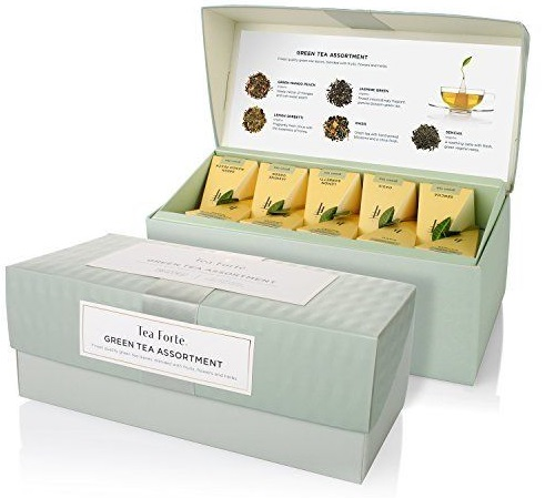 Green Tea Assortment Box