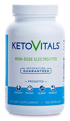 Keto Vitals High Dose Electrolytes