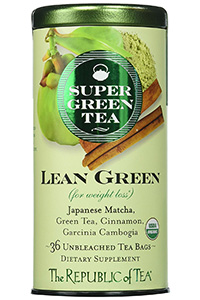 Lean Green Supergreen Tea by The Republic of Tea