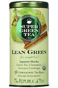 Lean Green Supergreen Tea by The Republic of Tea