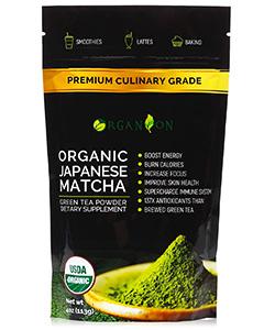 Organic Japanese Matcha by Organion