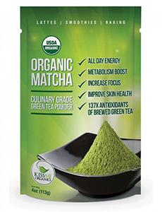 Organic Matcha by Kiss Me Organics