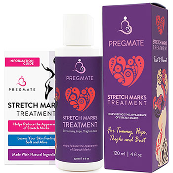 Pregmate Stretch Marks Treatment Cream