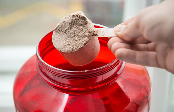 How to take protein powder for weight-loss