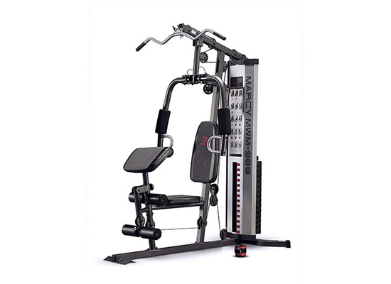 Multifunction Steel Home Gym by Marcy