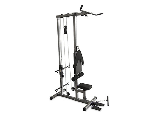 CB-12 Plate Loading Lat Pull Down Machine