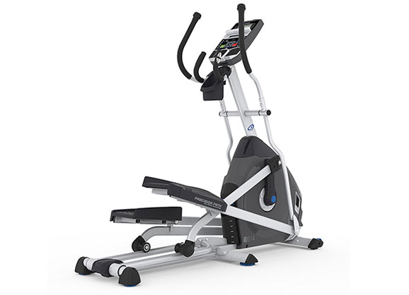 Nautilus E614 Elliptical Trainer Machine