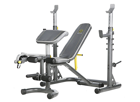 XRS20 Weight Bench by Gold's Gym