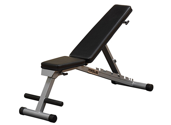Body-Solid Folding Bench by Powerline