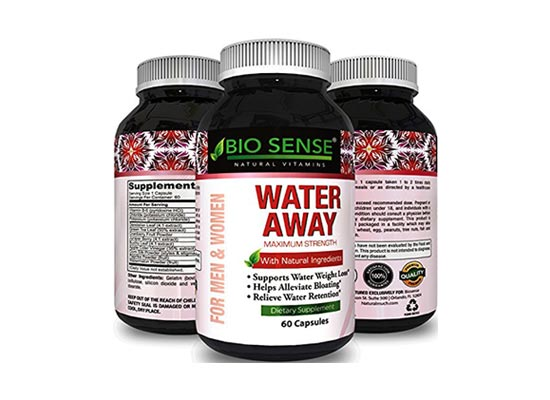 Natural Pills To Get Rid Of Water Weight