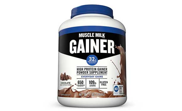 Gainer by Muscle Milk