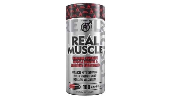 Real Muscle Builder by Modern Man Products