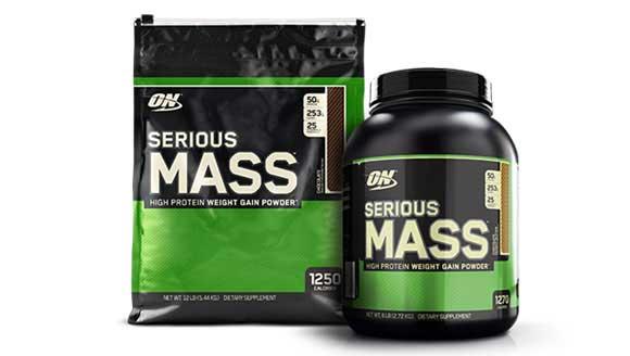 Serious Mass by Optimum Nutrition