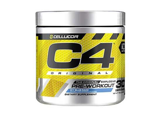 Cellucor C4 Original Pre Workout Powder Energy Drink