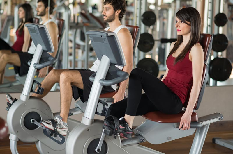 The 7 Best Recumbent Exercise Bikes For Home Livin3