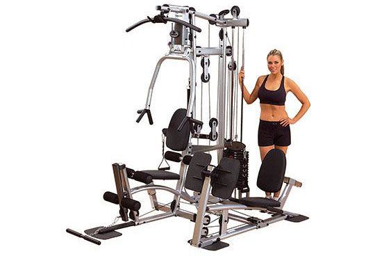 Powerline Home Gym with Leg Press by Body-Solid