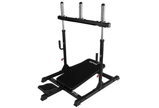Valor Fitness CC-10 Vertical Leg Press