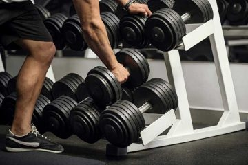 Best Dumbbell Racks for a Home Gym