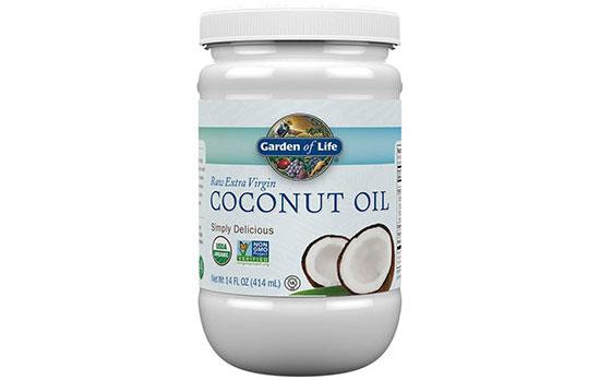 Garden of Life Organic Extra Virgin Coconut Oil