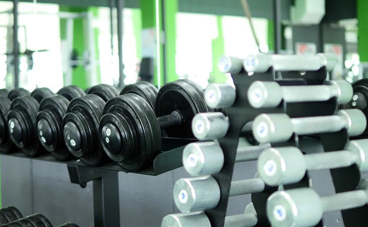Types of Dumbbell Racks