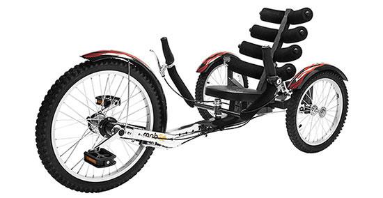 Mobo Shift 3-Wheel Recumbent Bicycle Trike