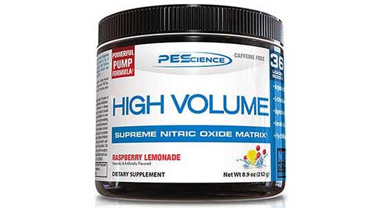 High Volume Supreme Nitric Oxide Matrix by PEScience